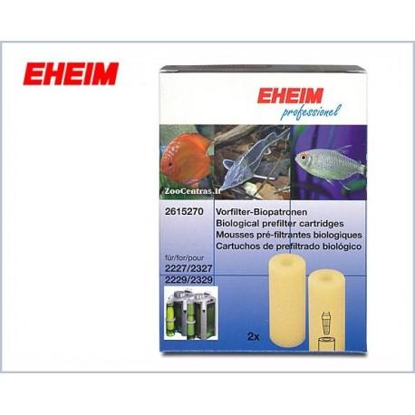 Mousses préfiltrantes filtre sec/humide 2227/2229/2327/2329