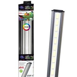 Rampe LED RAL30 - 30cm - 3.6W - Rose