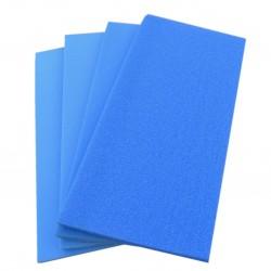 Plaque de mousse 100 X 50 X 5 cm Mailles moyennes
